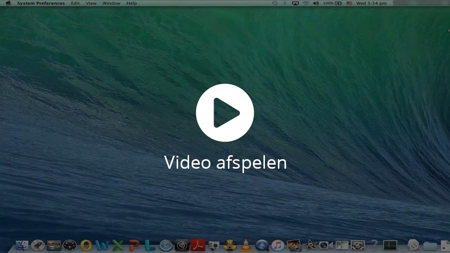 Video over het checken van je hostnaam onder Mac