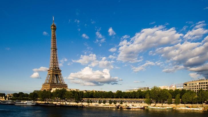 Eiffeltoren overdag