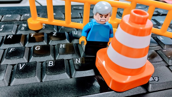 Webspace geblokkeerd: waarom en wat kun je doen?