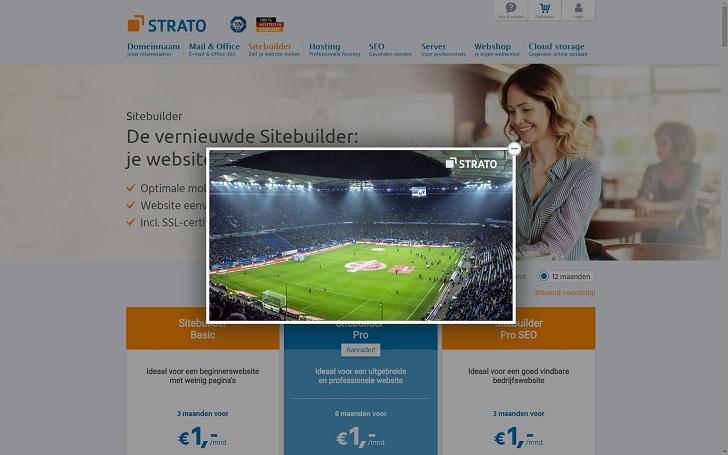 WK-koorts op je website: STRATO livestream laat je traffic exploderen
