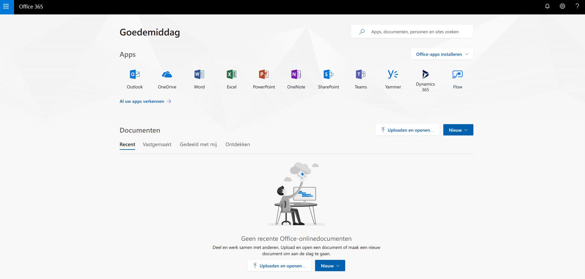STRATO en Office 365