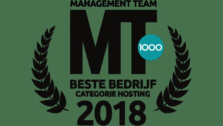 STRATO werd in 2018 opnieuw verkozen tot beste webhostingbedrijf in de MT1000