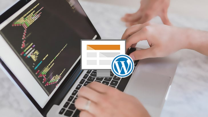Website importeren in WordPress