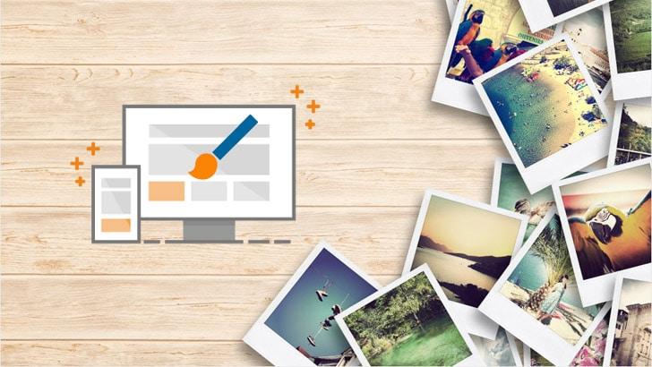 Content voor je website: foto's