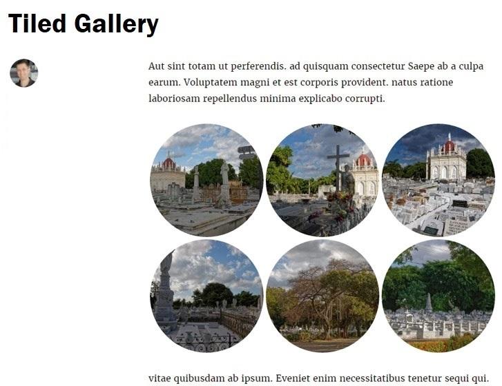 jetpack tiled gallery