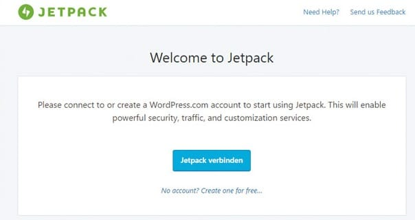 welcome to jetpack