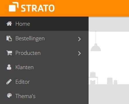 STRATO Webshop: met de editor jouw webshop voor zoekmachines optimaliseren