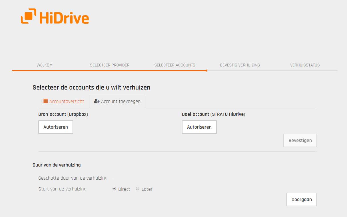 HiDrive audriga: zo regel je de verhuizing van je bestanden.