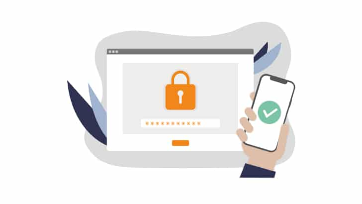 HiDrive dubbel beveiligd met twee-factor-authenticatie