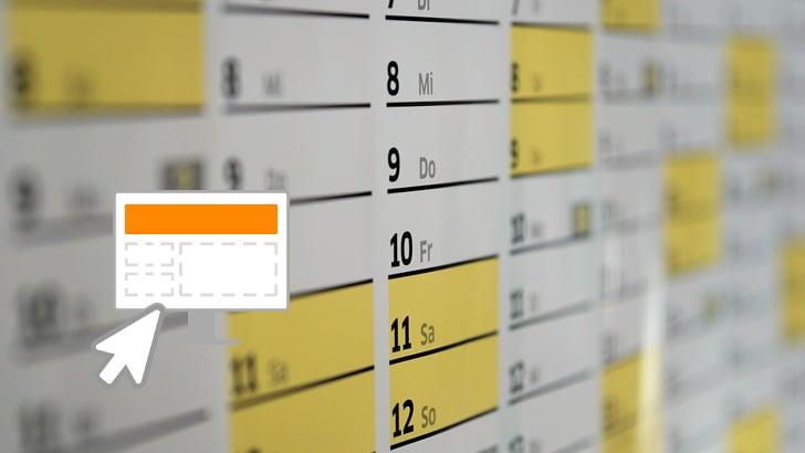 Afspraken en reserveringen direct op je website aanbieden