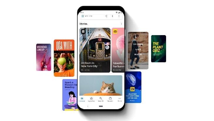 Story's voor WordPress met Google Web Stories (1)
