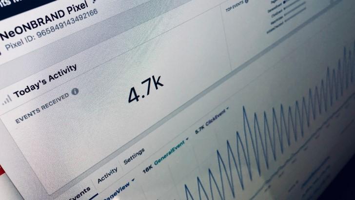 Facebook-pixel: online marketing voor je webshop