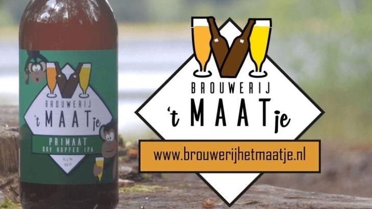 Brouwerij 't Maatje b(r)ouwt bier en doordachte website