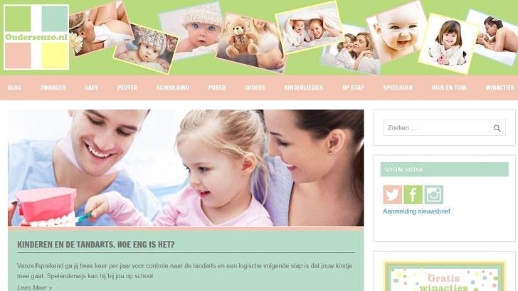 Marion blogt al 15 jaar succesvol over kinderen en ouderschap