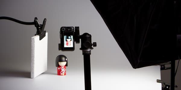 Productfoto's maken: gebruik een vaste plaats voor foto's