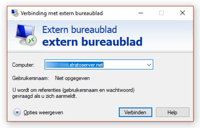 Hoe Maak Ik Verbinding Met Mijn Windows Server Via Remote